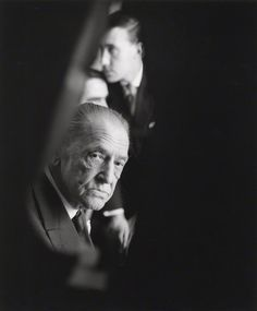 Somerset Maugham by Cecil Beaton
