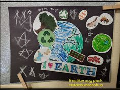 1 post published by Read.Craft during April 2019 May Activity, Bunny Templates, Recycle Symbol, Margaret Wise Brown, Earth Day Crafts, Kindergarten Books, Craft Free, Pre Writing, Book Themes