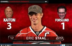 Whose voice would you rather have: John Forslund or Chuck Kaiton?