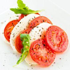 Marinated mozzarella/Tryffelimarinoitu mozzarella