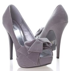 Take a look at these amazing High Heels guaranteed to have you dancing all night! They are now available in Nude, Black, and Grey, Soft Faux Sued ...
