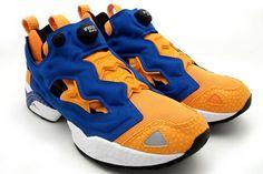 Reebok Insta Pump Fury (Marigold) #sneakers