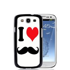 I Love My Moustache - Samsung Galaxy S3 Case