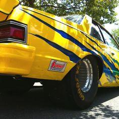 1979 Chevy Malibu pro stock ..  665 cubic inch Big Block