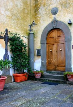 Vinci Italy, Tuscany landscape photo thanks to etsy.com/wheninflorence - H. S.