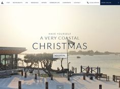 Christchurch Harbour Hotel - Tourisme / Hôtel » Web Design Inspiration » CSS Gallery » Jolis sites » CSSMoz.com