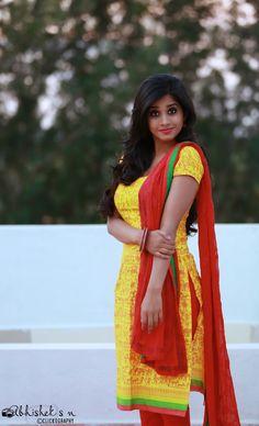 Nabha Natesh - Photographed by Abhishek SN - South Indian Actress Beautiful Blonde Girl, Beautiful Girl Indian, Beautiful Girl Image, Most Beautiful Indian Actress, Simply Beautiful, Beauty Full Girl, Beauty Women, Indian Bridal Photos, Stylish Dress Designs