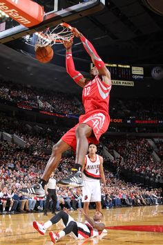 Dwight Howard has seemed to find his home in Houston.