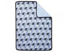 Dotty Elephant Blanket