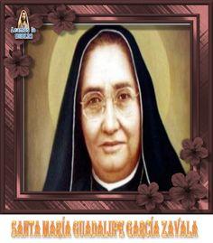 Leamos la BIBLIA: Santa María Guadalupe García Zavala