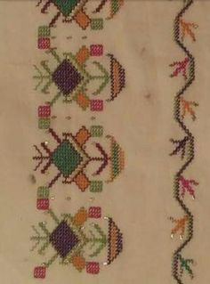 Bargello, Bohemian Rug, Salons, Diy And Crafts, Embroidery, Fabric Dolls, Cross Stitch, Hardanger, Lounges
