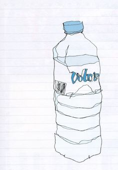 volvic by d e b b i e, via Flickr