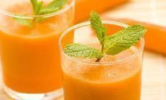 New fruit breakfast smoothie recipes 41 ideas Apple Smoothie Recipes, Carrot Cake Smoothie, Breakfast Smoothie Recipes, Apple Smoothies, Green Smoothies, Turmeric Juice, Jus Detox, Jus D'orange, Summer Drinks