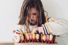 """@breumel_ auf Instagram: """"Een èchte Marcelleke caramelleke taart 🍩🐛🍩 #marcelwordt7 #partypart1"""""""
