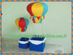 Balões para Decoração de Mesa de Festa Infantil