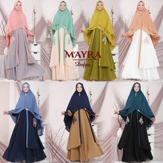 Defne Syari by Mayra Duster Coat, Kimono Top, Women's Fashion, Jackets, Tops, Temples, Down Jackets, Fashion Women