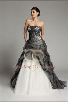 Mark Lesley Bridal. style 2131 Available in In over 90 Colours