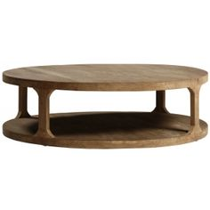 Martens Round Coffee Table Round Wood Coffee Table