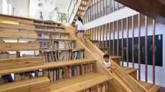 This Library And Slide Combo Will Make Your Kids Love Books
