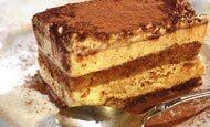 ΤΟΥΡΤΑ ΤΙΡΑΜΙΣΟΥ Cake Cafe, Greek Sweets, Torte Cake, Cafe Style, Greek Recipes, Tiramisu, Nom Nom, Caramel, Cheesecake