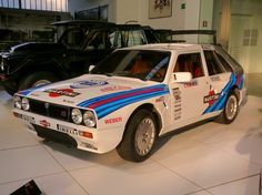Lancia Delta S4 1984