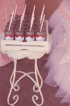 Pretty Pink Ballerina Ballet Dance Girl Birthday Party Planning Ideas