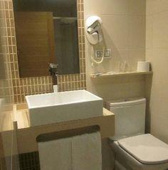 Baño para espacios pequeños