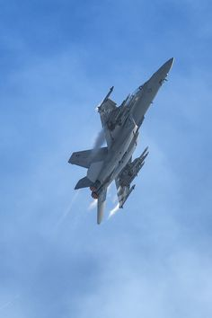 """life-is-aviation: """"eyestothe-skies: """" F/A-18E Super Hornet """" Actually, I think it's a F/A-18F Super Hornet """""""
