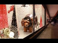 ▶ John Lewis: Christmas Windows 2013 - YouTube