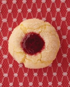 "See the ""Shira's Cranberry Thumbprints"" in our Fresh Cranberry Recipes gallery"