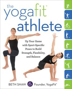 """Bring the strength and breathing power of yoga to the sports you love—andseriously up your game!    Yoga routines designed specifically for swimming, running, cycling, golf,tennis, baseball, football, volleyball, basketball, skiing, snowboarding,weight lifting, kickboxing, boxing, CrossFit, and more!    """"Your body can either help you achieve your goals or get in the way of youliving your best life. By practicing yoga and meditation, you can make yourbody work with you, not against you.""""—Beth…"""