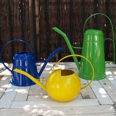 Metal Watering Cans