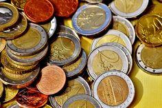 Moedas, Dinheiro, Moeda, Euro