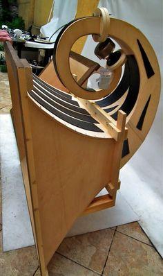 SATO's horns 100Hz - 6000Hz Mittelton horn 5