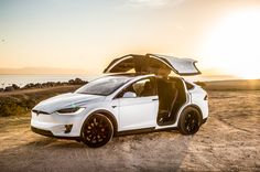 2016 Tesla Model X P90D Ludicrous First Test Review - Motor Trend