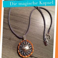 Nespresso Kapsel Schmuck  Www.di-magische-Kapsel.jimdo.com