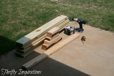 Build A Raised Garden {How To} -