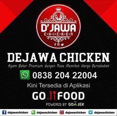 @dejawachicken 083820422004 gofood uber eat grab food bandung ayam bakar premium indonesia pro rakyat #dejawachicken catering murah enak makan malam