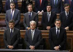 Rajoy enormemente apenado por la muerte de Barberá: Se hace muy duro