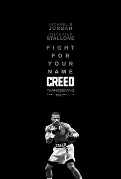 5. Creed - The film that surprised me the most in 2015. Fantastic film and well worth being one of the 10 best of the year!