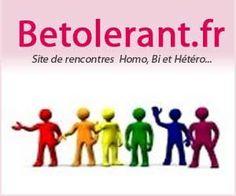 BeTolerant.fr  est un site de rencontres pour homos, lesbiennes, hétéros et bisexuels... | Place des Rencontres