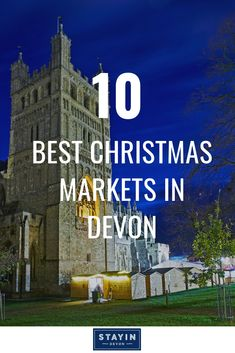 From cliff-hugging villages, to rugged coastline, via sensational cityscapes, we've come up with 10 of our favourite places to photograph in Devon - and when best to take your pictures. Devon Holidays, Devon Devon, Best Christmas Markets, Self Catering Cottages, Exeter, Best Location, Holiday Destinations, How To Take Photos, Plymouth