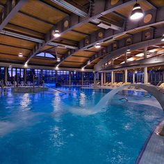 f_enric @f_enric #beautiful #pool ...Instagram photo   Thermae Abano Montegrotto