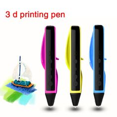 (69.80$)  Buy here - http://aijfl.worlditems.win/all/product.php?id=32765229070 - 2017 products recommended 3 d printing pen creative 3 d graffiti pen children 3 d painting pen