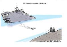 ...Pawlenty Leaves Sinking Romney Boat