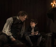 """569 Likes, 7 Comments - Italian Outlanders (@outlander_world) on Instagram: """"New #Outlander 3x04 still with #SamHeughan and #ClarkButler as #JamieFraser and #Willie . Via…"""""""