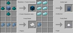 eternal frost mod | recipes13 The Eternal Frost Items Recipes Blocks