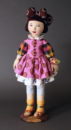Shelley Thornton | National Institute of American Doll Artists
