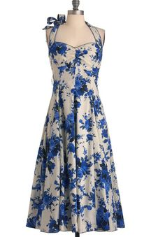 Super cute!     maybe not this pattern but in a solid color....  http://www.modcloth.com/shop/dresses/indigo-gardens-dress