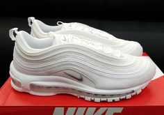 Nike Air Max 97 Triple White Release Date 921826-101 | SneakerNews.com